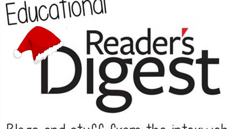 educational readers digest