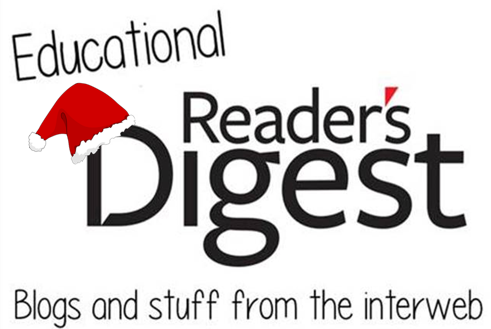 Educational Reader's Digest | Christmas 2017 - Douglas Wise