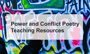 AQA Power and Conflict Poetry