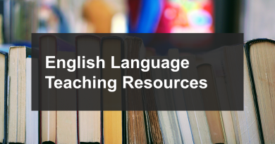 English Language Teaching Resources