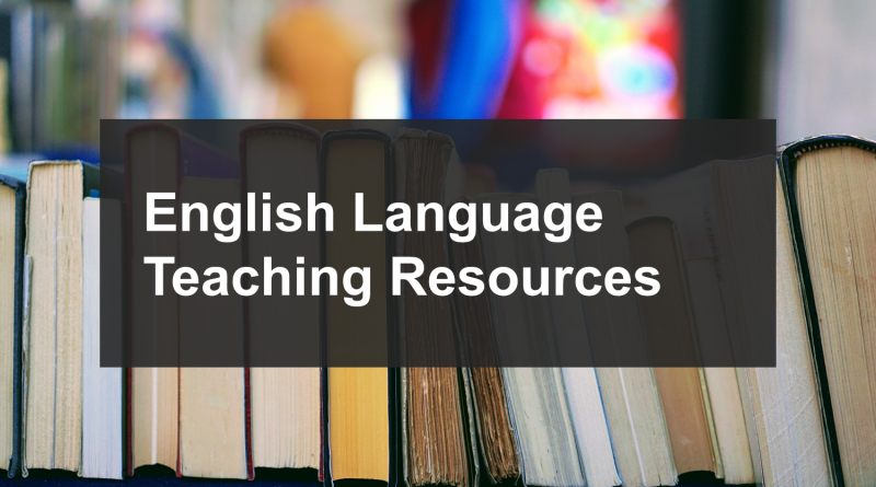 English Language Teaching Resources
