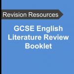 GCSE English Literature Review Booklet
