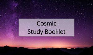 Cosmic Study Booklet | KS3 Teaching Resource