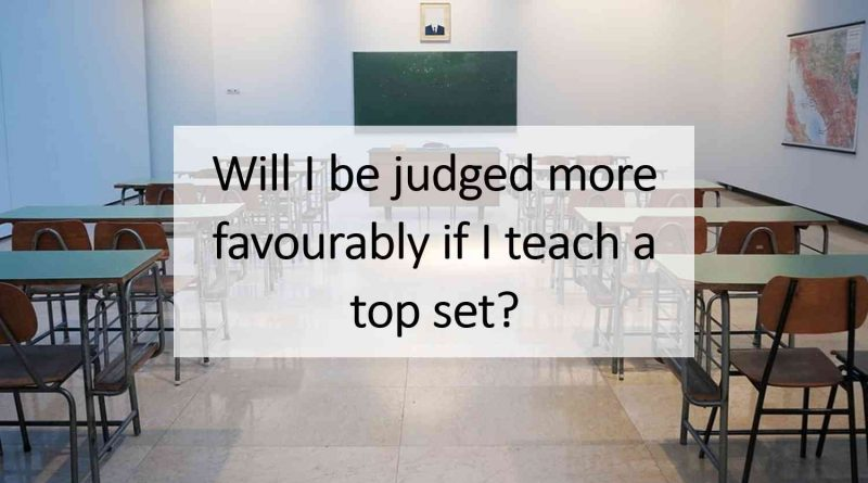 Teaching and Learning Top Set