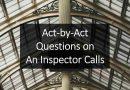 An Inspector Calls Teaching Resource