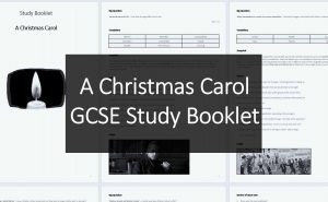 GCSE Study Booklet for A Christmas Carol