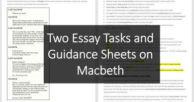 Macbeth Teaching Resource