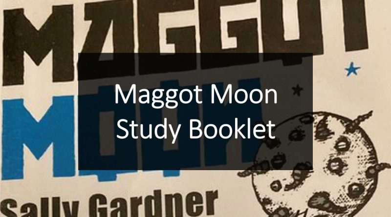 Maggot Moon Study Booklet