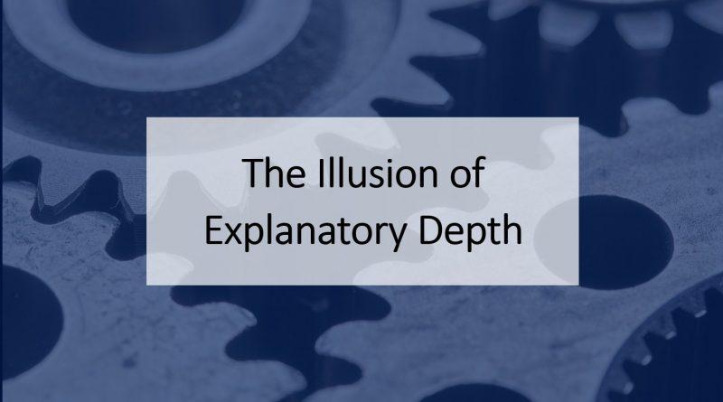 Explanatory Depth