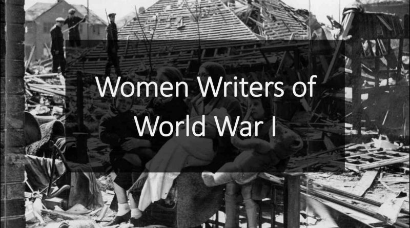 Women_Writers_World_War