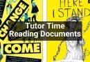 Tutor Time Reading Documents (Years 7-9) | KS3 Teaching Resource