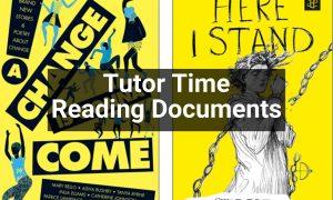 Tutor Time Reading Documents (Years 7-9)   KS3 Teaching Resource