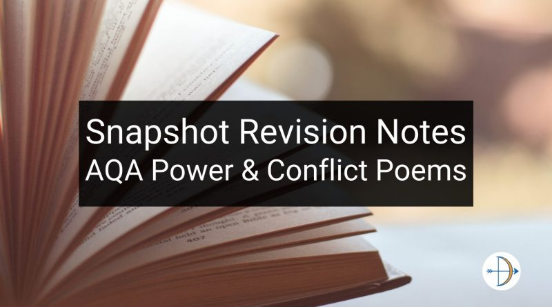 Revision_Power_Conflict_Poetry